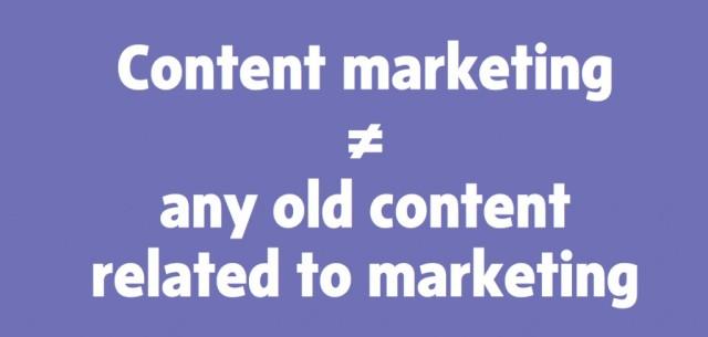 Old Social Media Content